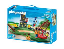 PLAYMOBIL® 4015 - SuperSet Aktiv-Spielplatz
